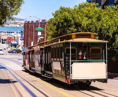 Travel like the locals. #sanfranciscoonedaytour #cablecars #joyholiday