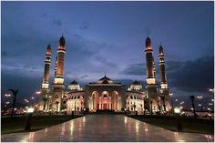 Al Saleh Mosque, Sana'a, Yemen