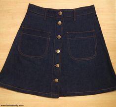 Se trata de una de las prendas de temporada, y desde LOOKS AND DIY nos enseñan cómo hacer nuestro propio diseño.