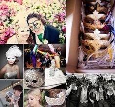 Casamento com baile de máscaras - Pesquisa Google