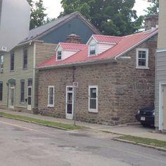 Stone! Stone! Stone! Perth! Stone Homes, Perth, Ontario, Brick, Shed, Canada, Outdoor Structures, Cabin, Architecture