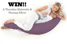 I posted a couple of weeks ago about the Theraline Maternity Pillow I'd been testing out and how. Maternity Pillow, Pregnancy Pillow, Maternity Nursing, Feeding Pillow, Baby Feeding, Nursing Pillow, Still In Love, Wishes For Baby, Baby Bumps
