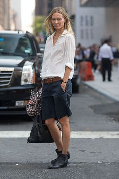 Street Style: New York Fashion Week Spring 2014 -