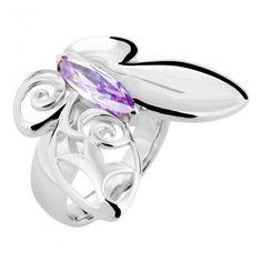 "Pfeffinger Damen Ring ""Schmetterling"""
