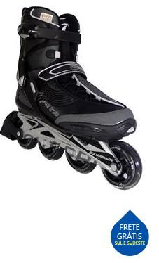 Patins Rollerblade Spark 80, por R$599.90