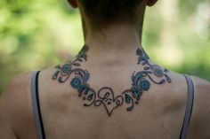 Windhund Love Kette Tattoo