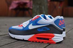 """Nike Air Max Lunar90 """"Military Blue"""""""