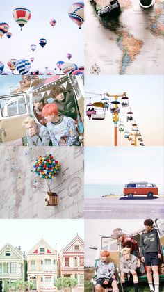 """Let's find some beautiful place to get lost in"" BTS Happily Lost Aesthetic Lockscreen Like/reblog if you save"