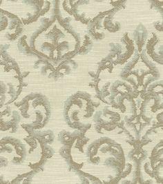 Upholstery Fabric-Waverly Antico Patina at Joann.com $40 sale