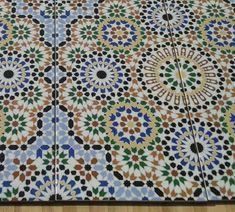 Marokkaanse tegels Big Couch, Black Walls, Spare Room, B & B, Quilts, Blanket, Caravan, Bathrooms, Home Decor
