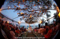 Casamento na praia de Maresias: Casamento no Coconut's Hotel