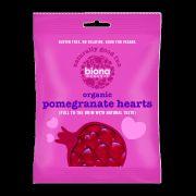 Biona Organic Pomegranate Hearts