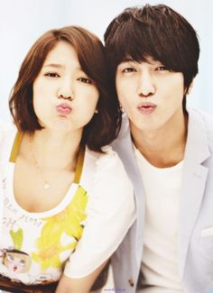 jung yong hwa and park shin hye relationship - Google Search