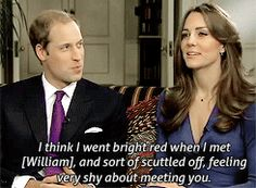 The Duke and Duchess of Cambridges — Engagement interview of Prince William and...