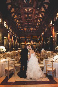Carnegie Museum Wedding Photos