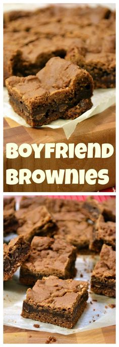 Boyfriend Brownies (Caramel Brownies) from Well Plated by Erin