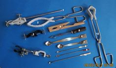 CLAMPS BEAKER FLASK TONG TEST TUBE HOLDER SPATULA -MISC Utility TOOL KIT FOR LAB #KAYCO
