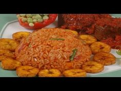 How To Prepare Jollof Rice (Ghana Style) I my brother that are America love when I cook West African dishes for them, My Brother Pete loves Jollof Rice.