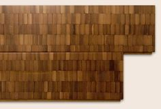 Floor or wall.  Bamboo End- Block by Smith and Fong.