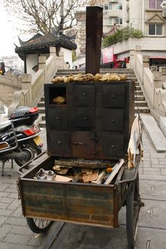 Asian Food Life on Nanchang Lu: Shanghai Street Food