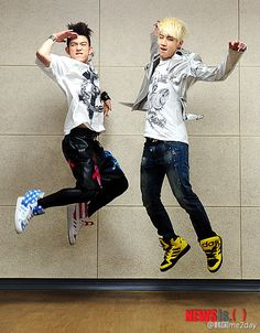 [NEWSIS.COM] JJ Project's Newsis Pictorial! || credit NEWSis.( ) || shared by http://omonatheydidnt.livejournal.com #JJProject #Bounce #JB #Jr. #NEWis