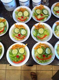 Nacho Libre Salad