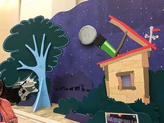 Lifeway Galactic Starveyors VBS 2017 preview, Fort Worth, Texas Vbs Crafts, Camping Crafts, Space Party, Space Theme, Planet Crafts, Outer Space Decorations, Vbs Themes, Galaxy Theme, Kids Church