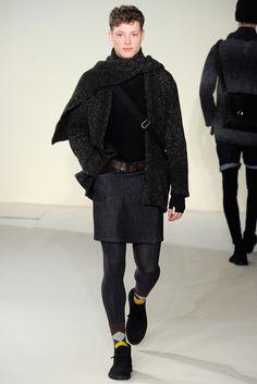 Agnès B. Fall 2012 Menswear Collection Slideshow on Style.com