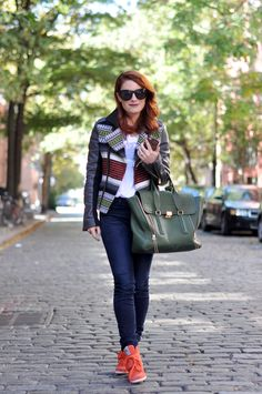 Wedge Sneakers Style