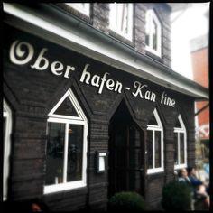 Restauranttest: Oberhafenkantine Hafencity/ Speicherstadt