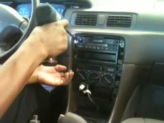 http://youtu.be/dskCYrQd9sw replace radio 99 toyota