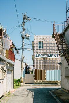 APartMENT, osaka japan