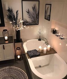 30 Adorable Contemporary Bathroom Ideas to Inspire - .- 30 entzückende zeitgenössische Badezimmer-Ideen zu inspirieren – 30 adorable contemporary bathroom ideas to … - Bathroom Goals, Bathroom Inspo, Bathroom Inspiration, Small Bathroom, Shower Bathroom, Bathroom Theme Ideas, Relaxing Bathroom, Bathroom Organization, Womens Bathroom Ideas