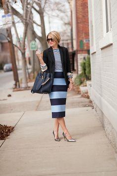 Stripes for Work
