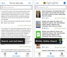 eHighlighter- A Great iPad App for Taking and Annotating Notes Is Now Free ~ Educational Technology and Mobile Learning