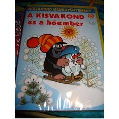 Krtek Little Mole 6 / Kretek From the Czechoslovakian Tv Series 1957-2000 This DVD Contains 9 Episodes: Krtek and friendship, Krtek and the little duck, Krtek and the coal, Krtek and the birthday, Kretek and the snowman, Kretek and mushrooms / Kisvakond es a hoember $14.99