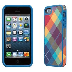 Fresh fabrics and hard-shell protection combine in a form-fitting, one-piece case.