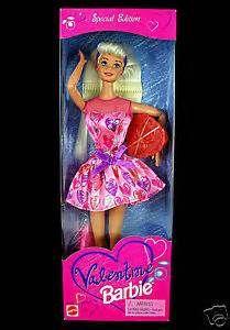 17649-Valentine Barbie