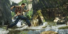 Uncharted Golden Abyss :Se presenta un nuevo personaje All Video Games, Video Game News, Playstation, Consoles, Saga, Nathan Drake, Game Character, Bradley Mountain, Travel