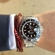 Tyler Thoreson's 1995 Rolex GMT-Master