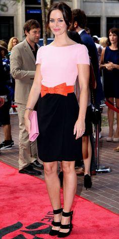 "Emily Blunt in Prada at the ""Your Sister's Sister"" Toronto Film Festival Premiere, September 2011"
