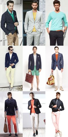 SS14: Layering And Anchoring Bold Colours