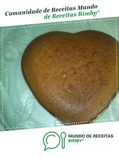 Bolo claras, iogurte e canela de clasoa. Receita Bimby® na categoria Bolos e Biscoitos do www.mundodereceitasbimby.com.pt, A Comunidade de Receitas Bimby®.