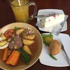 Selat Solo, Kroket, Ice Cream & Beras Kencur