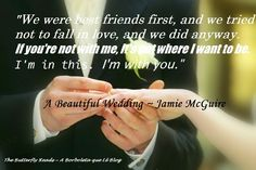 """something beautiful by jamie mcguire quotes   guess the beautiful disaster turned into a beautiful wedding."""""""
