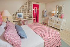 Beach Guest Bedroom - traditional - bedroom - dc metro - Regan Billingsley Interiors
