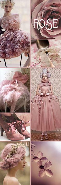 Pantone Cashmere Rose ღ Lu's Inspiration