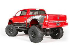 Axial 1/10 SCX10 Ram Power Wagon Pickup 4WD RTR