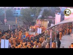 Jagadguru kripaluji maharaj funerel procession #guru #kripalu #maharaj #funerel #procession