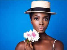 Actress MaameYaa Boafo by Ada Afrizion for 'The Beauty Project' by The Style HQ  Photography: Ada Afrizion Makeup: Chyna Bee